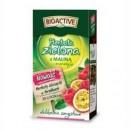 BIG-ACTIVE zielona herbata malina z marakuja