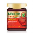 MOLLER'S Serce Omega-3/ Suplement diety
