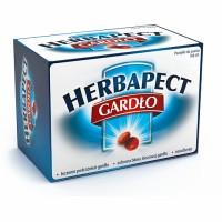 Herbapect GARDLO // Pastylki do ssania 24 szt. // leczenie podraznien gardla, ochrona blony sluzowej, nawilzenie