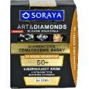 Soraya Art&Diamonds // Diamentowe odmlodzenie skory 50+ // Ujedrniajacy krem z inteligentym blokerem starzenia na dzien