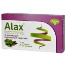 ALAX - stosowany w zaparciach