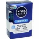 NIVEA Men Originals // Po goleniu WODA // przywrocenie nawilzenia skory po goleniu