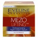 Eveline MEZO LIFTING - Multiregenerujący krem serum na noc 50ml