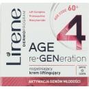 Lirene reGENeracja 4 //age code 60+//rozjasniajacy krem liftingujacy na dzien