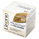 LIRENE FOLACYNA proTELOMER 60+ Krem regenerujaco-wygladzajacy na dzien