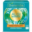 Bielenda//ALGI MORSKIE//Krem poltlusty 50+//lipidowa formula//