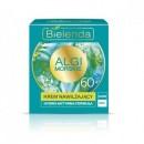 Bielenda ALGI MORSKIE // KREM NAWILZAJACY 60+ // Hydro-aktywna formula, dzien/noc