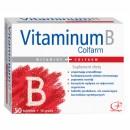 Vitaminum B COMPLEX // 50 tab. + 10 gratis