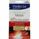 Perfecta BOOSTER MASK Elixir Multi-Kolagen // Silnie przeciwzmarszczkowa MEZO-MASKA