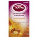 TANITA- PLASTRY Z WOSKIEM do depilacji ciala z olejem arganowym  // usuwaja najmniejsze wloski wraz z cebulkami