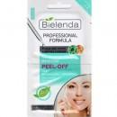 Bielenda Professional formula // PEEL OFF // Gleboko oczyszczajaca maseczka efekt resurfacingu i odnowienia