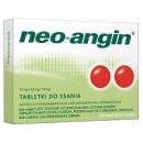 Neo Angin tabletki na bol gardla z cukrem