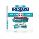 SORAYA KOLAGEN+ELASTYNA Regenerujacy Krem Poltlusty // Na dzien i na noc