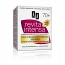 AA REVITA INTENSA 70+ Krem intensywnie modelujacy na dzien / modelowanie+redukcja przebarwien / Totalna regeneracja+Odmlodzenie