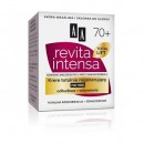 AA REVITA INTENSA 70+ Krem totalnie regenerujacy na noc /odbudowa+odzywienie / Totalna regeneracja+Odmlodzenie