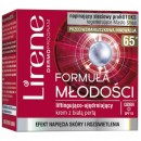 Lirene Formula Mlodosci 65+ // Przeciwzmarszczkowa innowacja // Liftingujaco-ujedrniajacy krem z biala perla na dzien