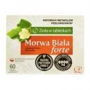 Ziola w tabletkach MORWA BIALA FORTE // 60 tab
