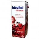 Biovital Zdrowie // Witaminy+zelazo+glog // Mocne serce,witalnosc i energia, dobre samopoczucie // 1000ml
