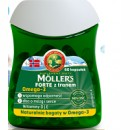 MOLLER'S FORTE z tranem Omega 3