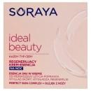 Soraya Ideal Beauty  // Regenerujacy Krem-Esencja na NOC // Perfect skin complex+olejek z rozy // Kazdy typ cery
