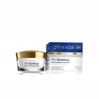 Miraculum PRO-ESTETICA 60 + /Krem modelujacy owal twarzy na noc /Wygladza zmarszczki i bruzdy,zmniejsza zwiotczenie