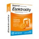 ELEKTROLITY/ Do postepowania dietetycznego w biegunce, w ktorym uzupelnia elektrolity utracone podczas biegunki