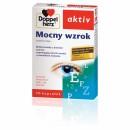 DOPPELHERZ AKTIV MOCNY WZROK // Wspomaga ostrosc widzenia, chroni oczy przed zmianami wywolywanymi przez wolne rodniki / 30kaps