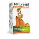 Natur-sept KASZEL lizaki o smaku pomaranczowym // Lagodzi kaszel,ulatwia odkrztuszanie,zmniejsza czestotliwosc kaszlu