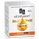 AA Oil infusion 40+ Krem na noc regeneracja + sprezystosc