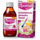 LIPOMAL SYROP dla dzieci od 1 roku zycia // Przeziebienie, goraczka, kaszel // Ekstrakt z lipy //  125g