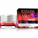 EVELINE LASER PRECISION 50+ LIFTING Cream-Concentrate wrinkle reducing / Day and night / SPF 8