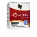 AA Novaskin Technologia mezobrazji/ KREM NA NOC 40+ / Wygladzenie+regeneracja / Aktywna odnowa naskorka