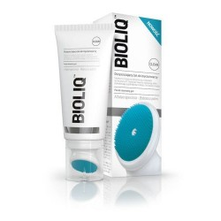 Bioliq Clean // Oczyszczajacy zel do mycia twarzy // Attalea speciosa- Babassu palm