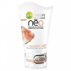 Garnier deodorant Neo FRESH BLOSSOM // Intensywny antyperspirant, niewidoczny suchy krem // skutecznosc+regeneracja 48h