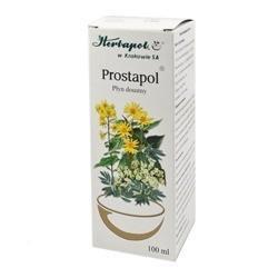 PROSTAPOL PLYN //  Produkt leczniczy roslinny o lagodnym dzialaniu moczopednym i uspokajajacym // 100g