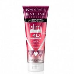 Eveline Slim Extreme 4D // Liftingujace serum maksymalnie wyszczuplajace thermo fat burner // Formula rozgrzewajaca