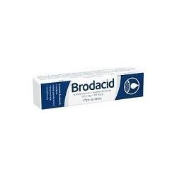 BRODACID // Leczenie brodawek (kurzajek): zwyklych, okolo paznokciowych, brodawek stop, mozaikowych // 8g