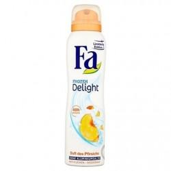 Fa Deod. FROZEN DELIGHT o zapachu letniej brzoskwini / 48h dlugotrwalej ochrony