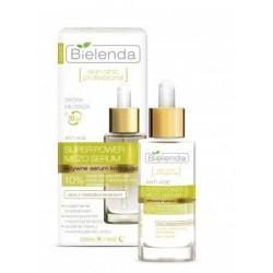 BIELENDA Skin clinic professional SUPER POWER MEZO SERUM // Aktywne serum korygujace na dzien i na noc