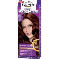 PALETTE INTENSIVE COLOR R4 Kasztan // Dlugotrwala intensywnosc koloru i polysk,doskonale pokrycie siwych wlosow