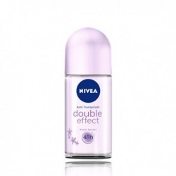 NIVEA Roll-on for women DOUBLE&EFFECT Violet Senses/ Anti-perspirant /Gladka skora pod pachami na / Delikatna pielegnacja 48h
