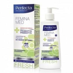 Perfecta FEMINA MED FRESH // Probiotyk // Universalny preparat do HIGIENY INTYMNEJ