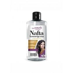 ANNA Nafta Kosmetyczna z drozdzami /Posiada naturalne wlasciwosci odzywcze,stymuluje porost wlosow,wzmacnia cebulki
