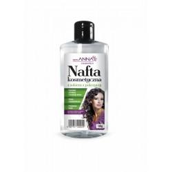 ANNA Nafta Kosmetyczna z sokiem z pokrzywy /Poprawia strukture i kondycje wlosa,dziala antylojotokowo,przywraca blask