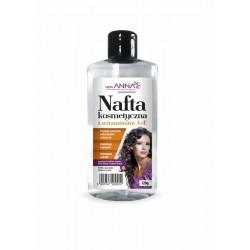 Anna Nafta Kosmetyczna z witaminami A+E / Posiada naturalne wlasciwosci odzywcze,zapobiega lupiezowi,wzmacnia cebulki
