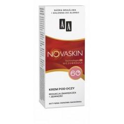 AA Novaskin Technologia Mezobrazji // Krem pod oczy 60+ / Redukcja zmarszczek+jedrnosc / Aktywna odnowa naskorka