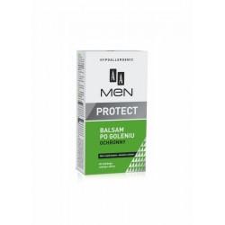 AA MEN PROTECT Balsam po goleniu ochronny / Do kazdego rodzaju skory