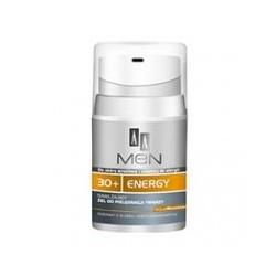 AA MEN ENERGY 30+ // nawilzajacy zel do pielegnacji twarzy
