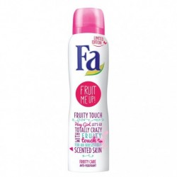Fa anti-perspirant FRUIT ME UP! // Fruity Touch // Fruity care 48h