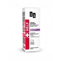 AA HELP - Serum Aktywne Wyszczuplajace brzuch i talie // Uporczywy Cellulit